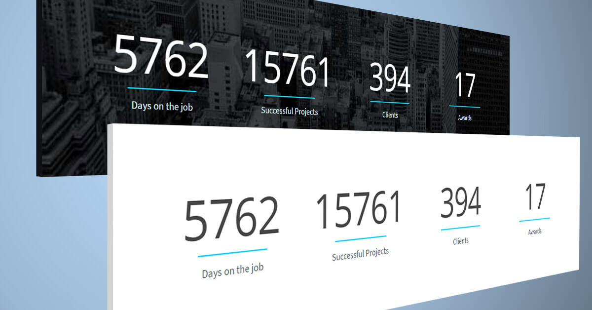 Steps to Put Counter Widget on Your Website